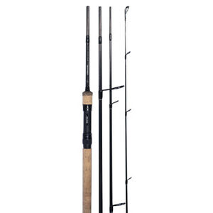 Sonik Dominatorx Travel Spin 4 Piece Compact Spinning Pike Perch Fishing  Rods