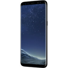 "Samsung Galaxy S8 SM-G950F Duos Black (FACTORY UNLOCKED) 5.8"" 64GB 4GBRAM"
