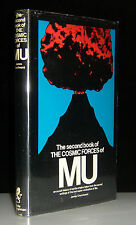 SECOND BOOK OF THE COSMIC FORCES OF MU JAMES CHURCHWARD OCCULT LOST CONTINENT