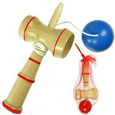 One Kendama Ball Japanese Traditional Wood Game