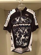 "Bicycle Jersey. Suarez Size Small. ""Marin Bikes California"""