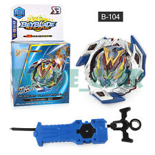 Beyblade B-104 Winning Valkyrie .12.Vl burst Super Z+Pro-Holy Sword Launcher