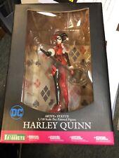 Kotobukiya HARLEY QUINN DC Comics ArtFX+ Statues 1/10 Scale Statue Figure NIB