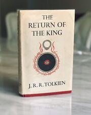 Return of the King Tolkien Allen & Unwin 1st edition first Impression 1955