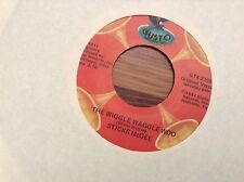 Sticks McGee-Double Crossing Liquor/Wiggle Waggle Woo Unplayed 45rpm