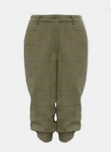 Alan Paine Country Collection Combrook Tweed Shooting Breeches/ Breeks Size 8