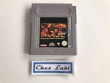 WWF Raw - Nintendo Game Boy - PAL EUR