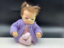 Linda Webb Künstlerpuppe Vinyl Puppe 27 cm. Top Zustand