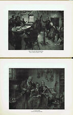 Band's False Note (Kern)-Village Philharmonic (Forbes)-1925 Music History Prints