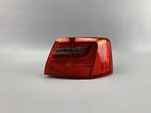 2012 2013 2014 2015 Audi A6 S6 Tail Light Right Passenger Side RH OEM 12-15