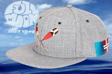 New LRG Lifted Research Group  Head Above Water Strapback Mens Hat Cap