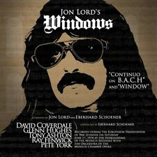 JON LORD Windows 2017 remastered CD album NEW/SEALED EBERHARD SCHOENER
