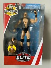 WWE Elite STONE COLD STEVE AUSTIN Walmart Exclusive Flashback Wrestling Figure
