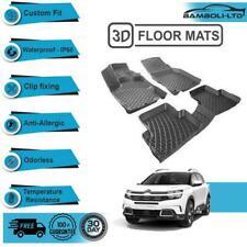 3D Molded Interior Car Floor Mat for CITROEN C5 AIRCROSS SUV 2019-UP
