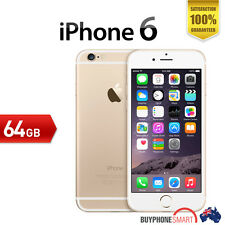 Apple iPhone 6 64GB Gold USED unlocked  MINT CONDITION Smartphone