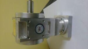 Gearbox ZZ type KN bevel gear servoline For all servo motor, 25 N.M, R=12:1