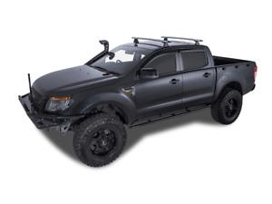 Rhino Rack Vortex RLT600 Trackmount FORD Ranger PX/PX MkII 4dr 10/11 on (JA6185)