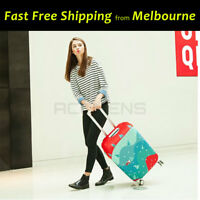 "20"" ~28"" Travel Luggage Cover Trolley Suitcase Protector Elastic Dust Proof Bag"