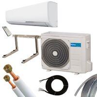Split-Klimaanlage Klimaworld NEXA S4E 12000BTU 3,7kW | inkl 6m Leitung