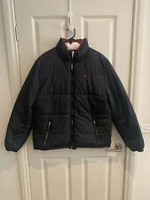 Tommy Hilfiger Winter Jacket Reversible Brand New (Black & Red) 100% Authentic