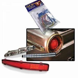 1965 - 1966 Ford Galaxie LED Tail Light Kit KICLEDU156566 street