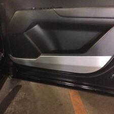 For Mazda CX-5 KF 2017-18 Interior Door Speaker Anti-Scratch Trim Cover Aluminum
