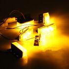 Amber 18 LED Emergency Flashing Strobe Light for Car Vehicle Truck Waterproof