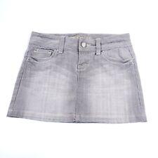 American Eagle Womens Gray Mini Skirt Size 0 - Fast Shipping