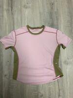 lululemon shirt medium Womans Pink And Green
