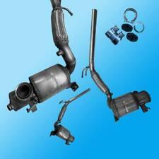 EU5 DPF Dieselpartikelfilter SKODA Fabia Roomster 1.2TDI 55KW CFWA 2010/03-