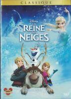 DVD LA REINE DES NEIGES WALT DISNEY