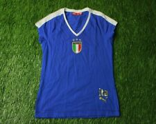 ITALY NATIONAL TEAM 2006/2007 WOMENS FOOTBALL SHIRT JERSEY TEE PUMA ORIGINAL