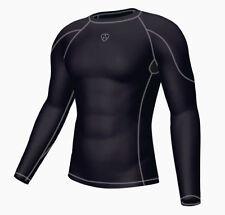 Vêtements de fitness gris taille L pour homme