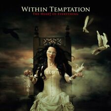 Within Temptation THE HEART OF EVERYTHING 180g LIMITED New Colored Vinyl 2 LP