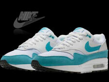 @SALE@ WMNS NIKE AIR MAX TRAINERS WHITE LIGHT BLUE FURY BLACK WMNS @REDUCED@