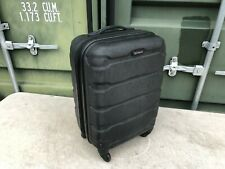 Samsonite 55cm Hardshell 4 Wheel Spinner Suitcase Hand Luggage Cabin Expandable