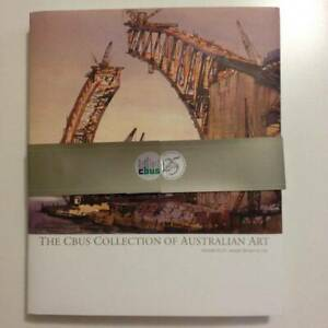 The CBUS Collection of Australian Art -   BOOK AS NEW, ideal gift