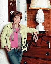 Lynda BELLINGHAM SIGNED Autograph 10x8 Photo AFTAL COA Loose Women OXO Advert