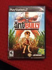ANT BULLY --- PLAYSTATION 2 PS2 Complete CIB w/ Box, Manual