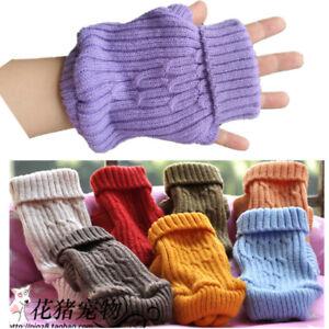 XXXXS XXXS XXS Teacup Yorkie Dog Sweater Knit Jumper Girl Boy Puppy Warm Pajamas