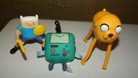 Vtg. McDonald's Cartoon Network: Jake the Dog + BMO Adventure Time Figure / Toy