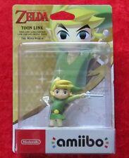 Toon Link The Wind Waker amiibo Figur, The Legend of Zelda, Neu-OVP