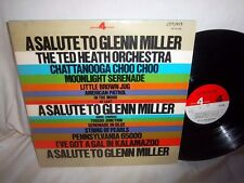 TED HEATH-A SALUTE TO GLENN MILLER LONDON SP 44186 UK NM/VG+ LP