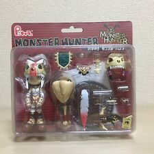 Pinky Street Pinky:st P:chara PC2020 Monster Hunter Bone Figure Set Bratz Japan