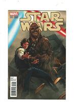 Star Wars #14 VF/NM 9.0 Marvel Comics Connecting Variant, Vader Down