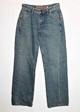 VOLCOM Brand Blue MISS ERGO Lad Denim Jeans Size 8 BNWT #SX63