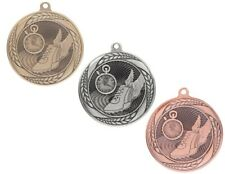 Typhoon Running Gold Silver Bronze Medals and Ribbons Optional Engraving