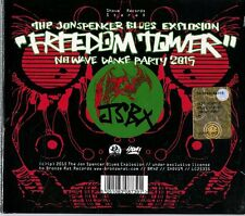 JON SPENCER BLUES EXPLOSION FREEDOM TOWER NO WAVEDANCE PARTY 2015 CD NUOVO