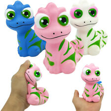 Chameleon Squishy Slow Rising Squeeze Decompression Froge Stress Reliever Toy