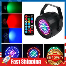 Dj Disco Party Light Stage Strobe Up Lighting Sound Activated Remote Control